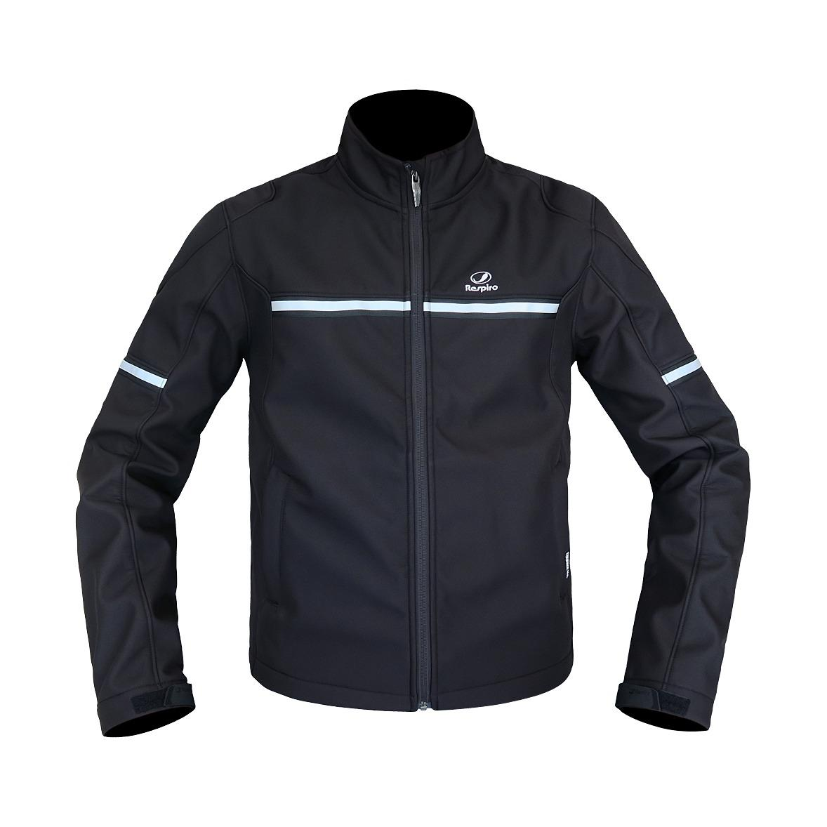 Respiro Tourage R1 Jaket Motor/Outdoor - Hitam