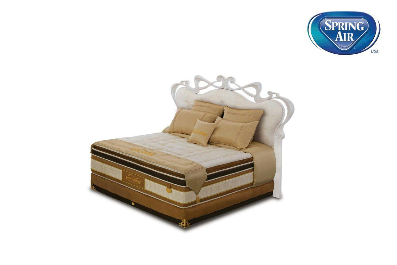 Spring Air Destiny Smart Comfort Uk.100x200x46Cm- Kasur Saja