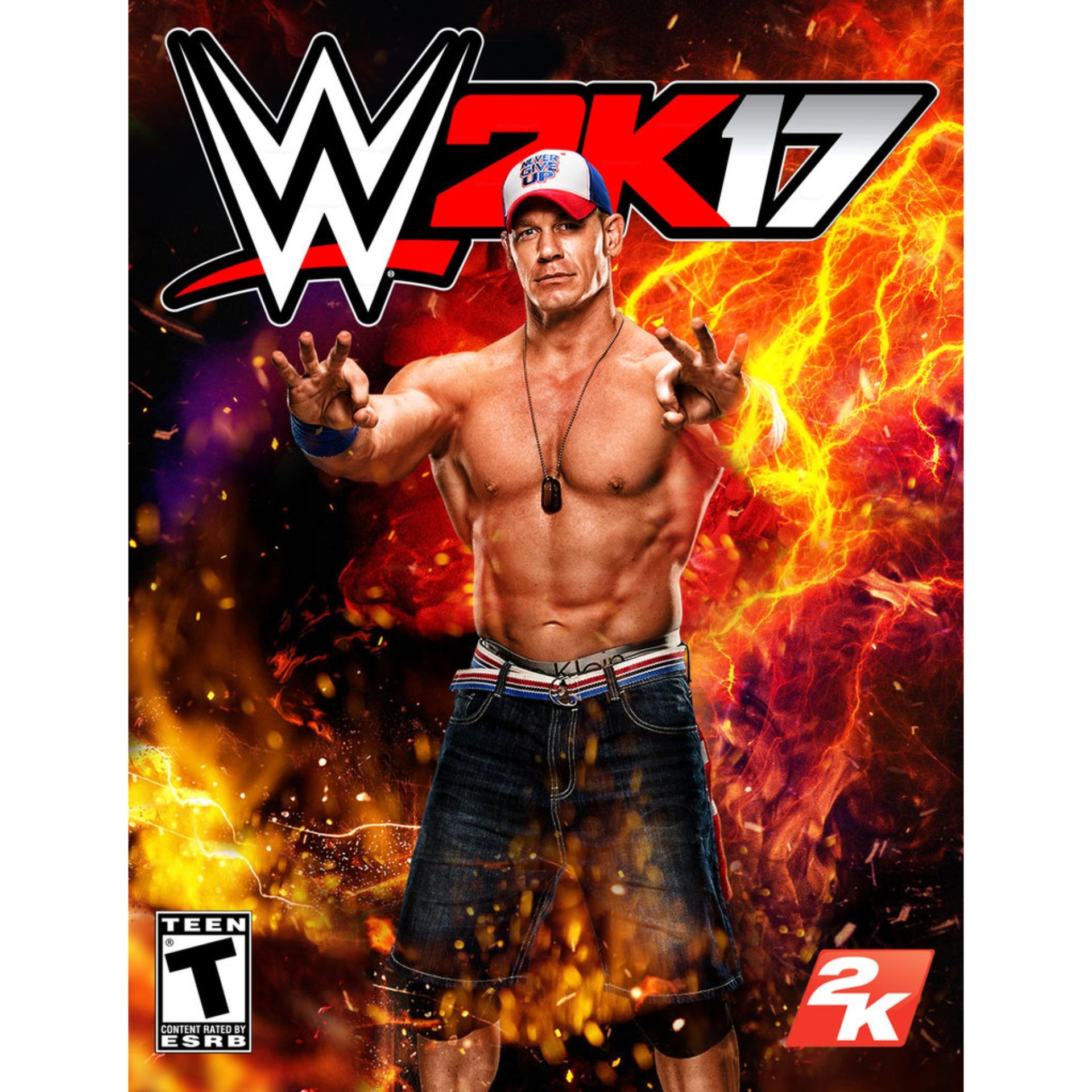 WWE 2K17 full Game PC (PC GAMES/ DVD GAME PC)
