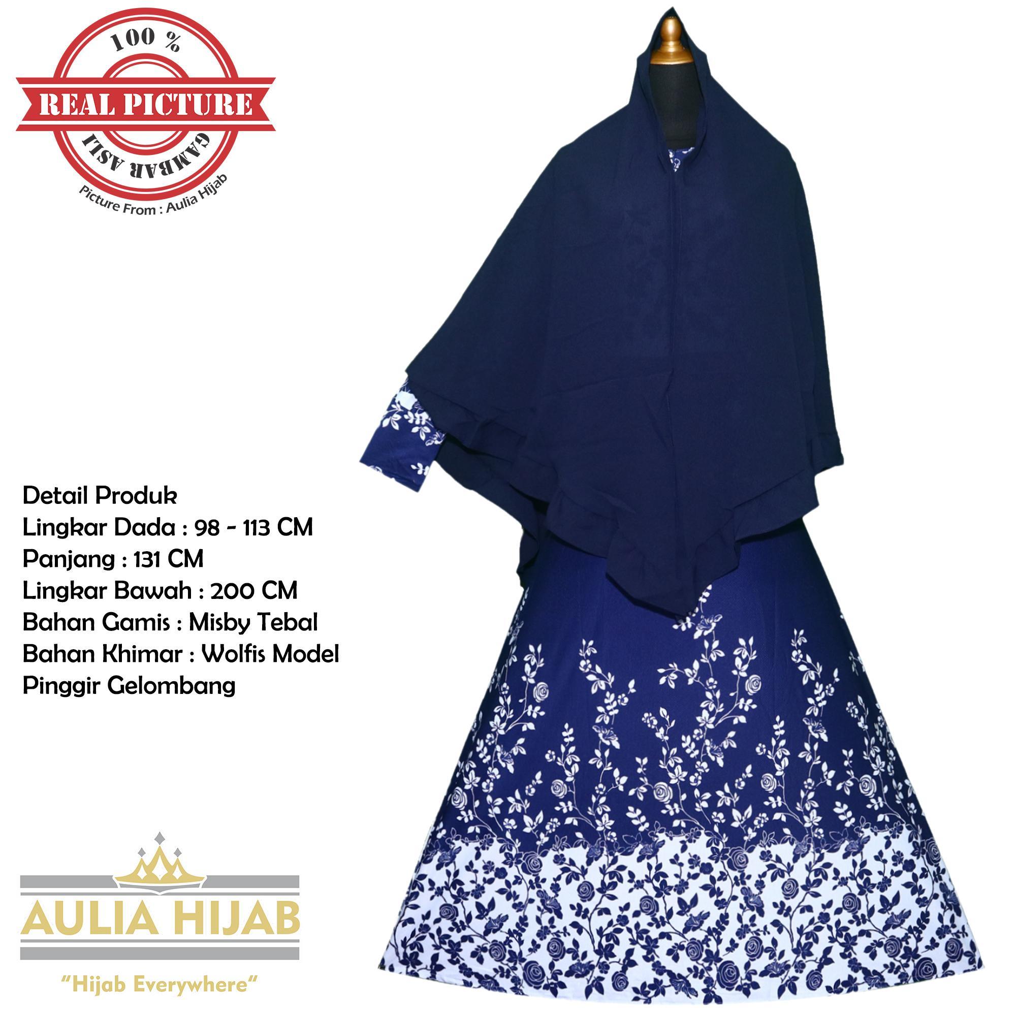 Aulia Hijab New Najwa Syar i Gamis Syar i Gamis Misby