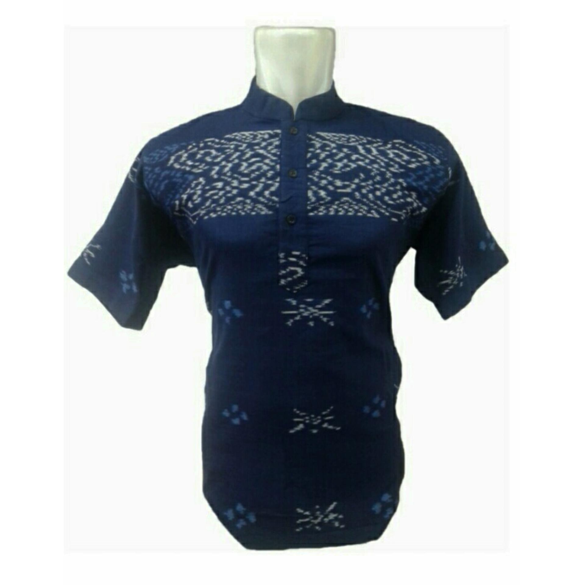 Beli Kaos 3d Sorban Hitam Lengan Panjang Baju Muslim Tshirt Dakwah Angelin Fashion New Pria Koko Tenun Cowok