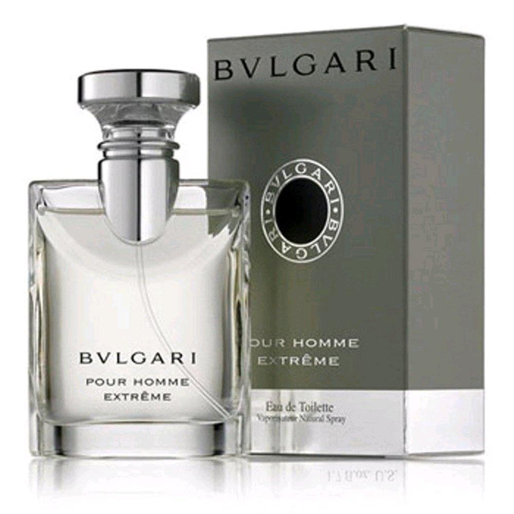 Original Perfume Parfum Bvlgari Man Extreme Eau de Toilette EDT 100 ml