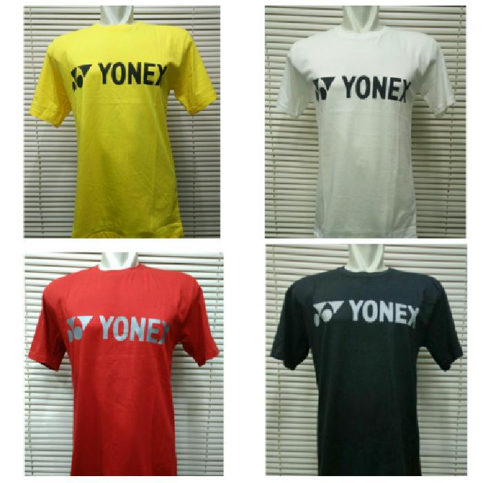 Baju Kaos Oblong Yonex - PfYg3L