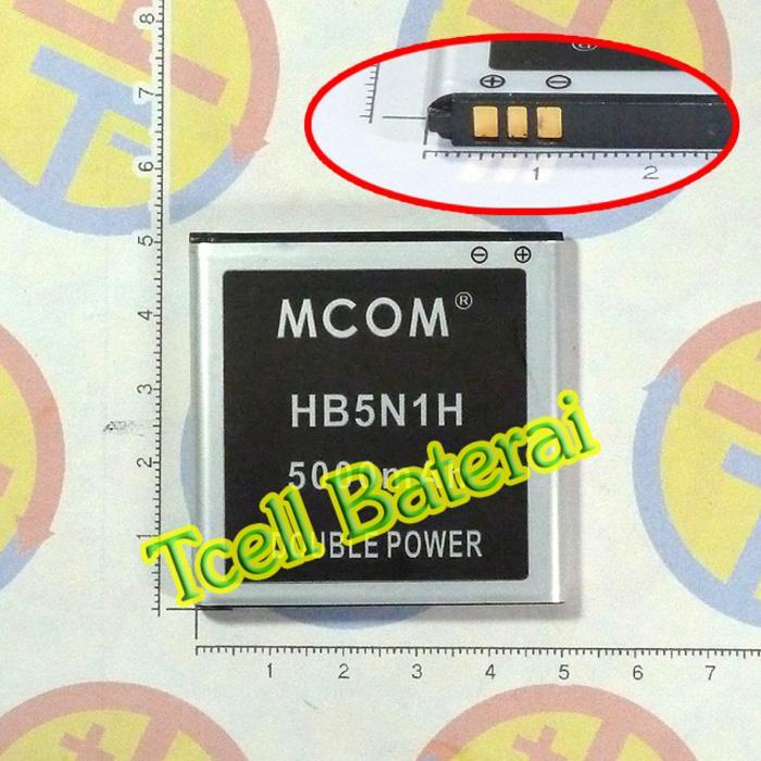 Baterai Huawei Y320 HB5N1H