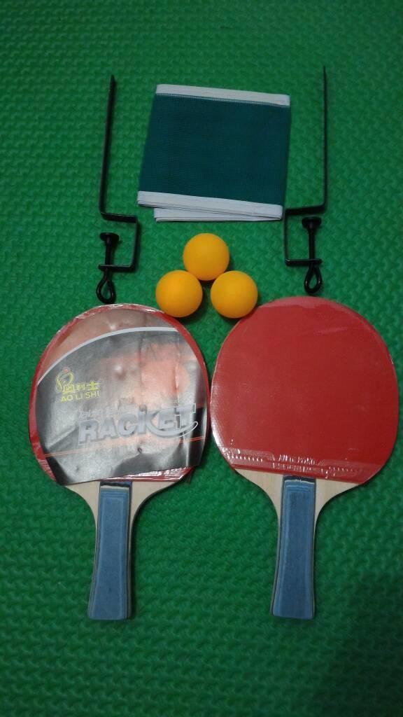 Paket Bet Pimpong Tenis Meja AOLISHI