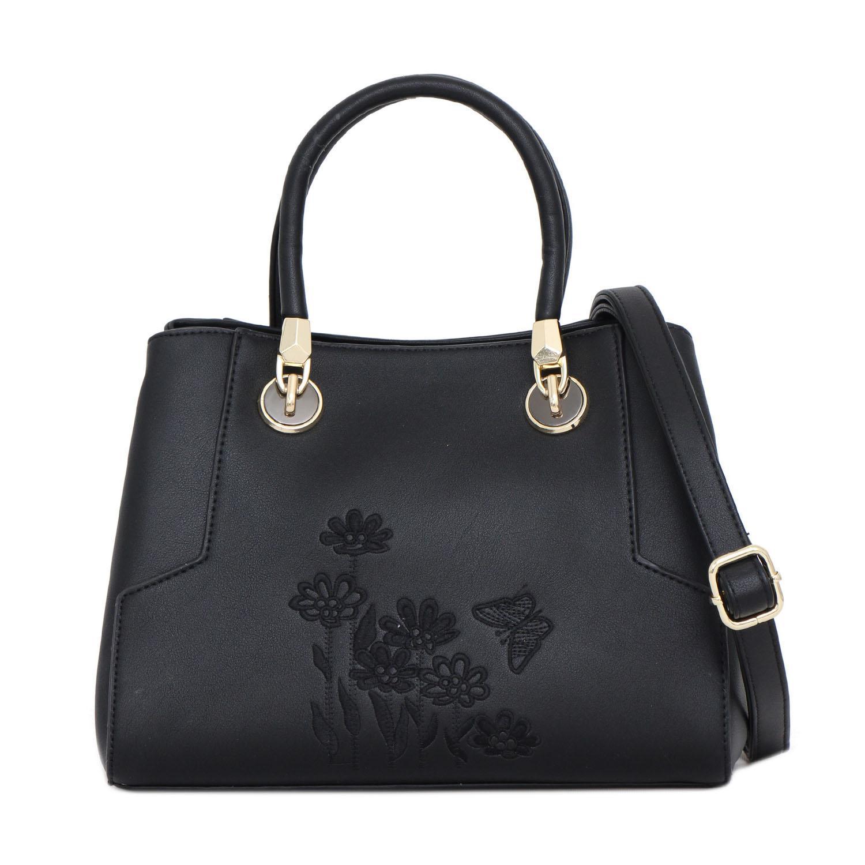 Tas Wanita Elizabeth Theola Handbag Black
