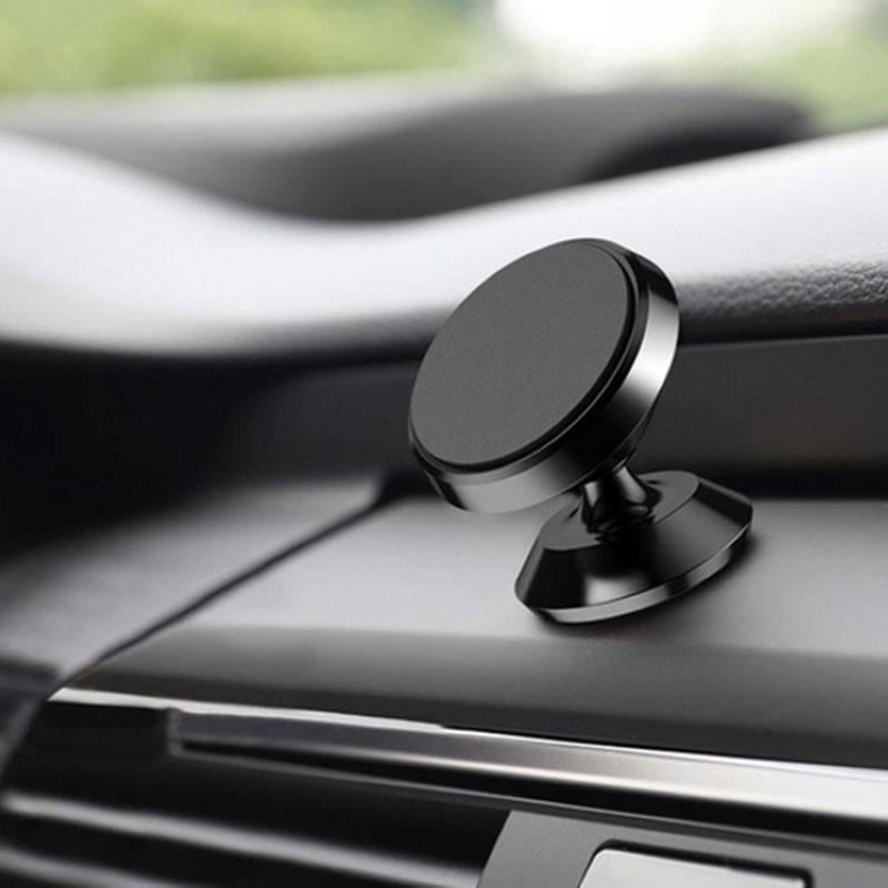 360 Magnetic Car Mount Holder Stand Dashboard for Cell Phone GPS Universal