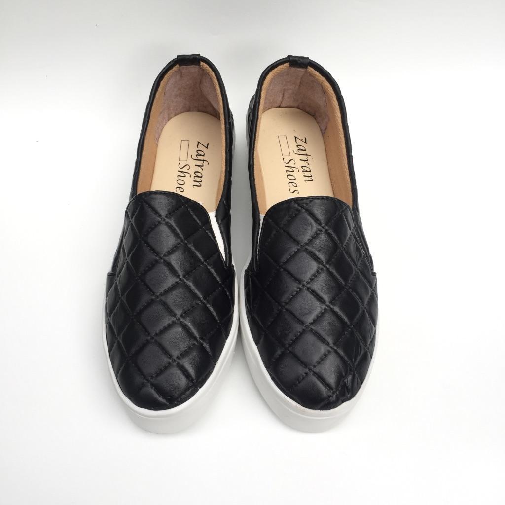 zafran Sepatu slip on Wanita / Sepatu sport / sepatu kets wanita / Sepatu cewek / sepatu wanita wedges / sepatu sneakers wanita / sepatu wanita heels / Sepatu olahraga / Sepatu Cewe / sepatu wanita murah / Sepatu Wedges / Sepatu Boot wanita / Sepatu ZFN