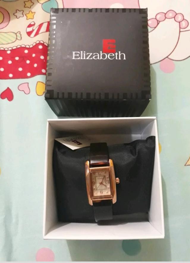 Jam Tangan Rantai Wanita Elizabeth