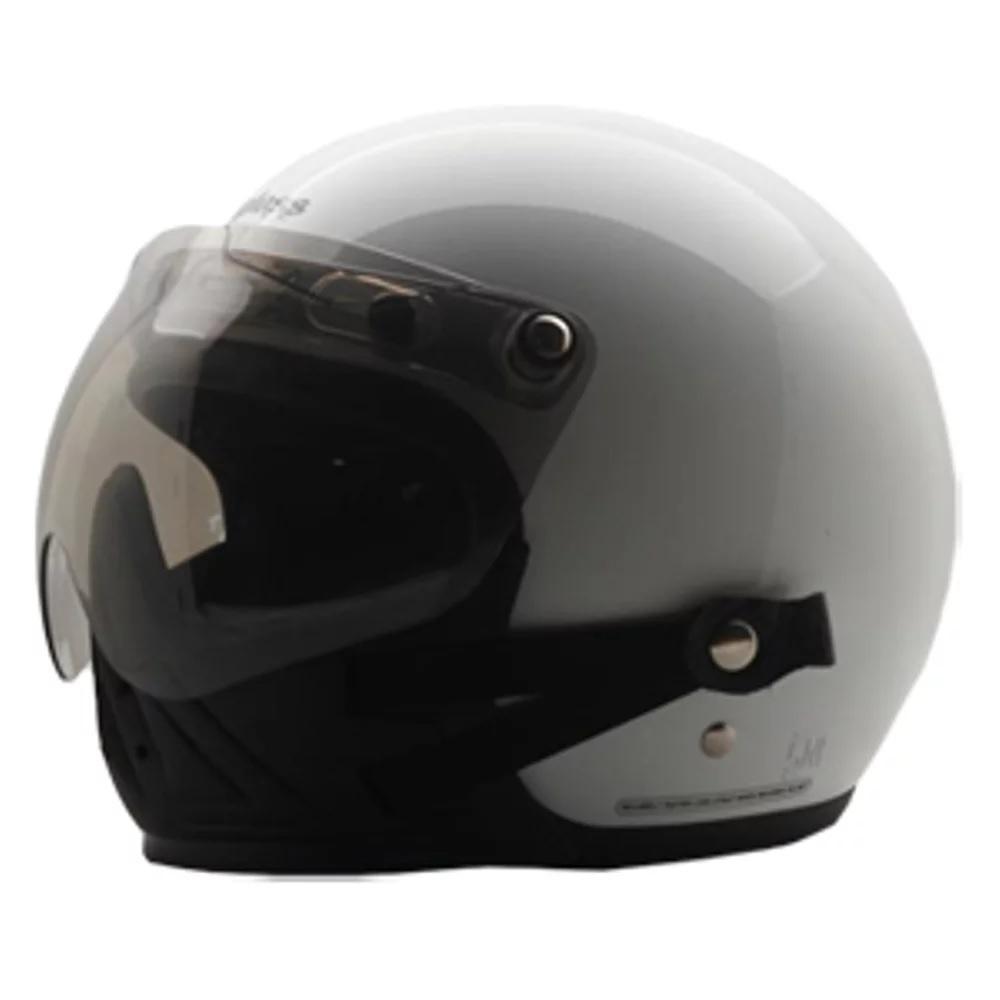 Detail Gambar Helm Cargloss CF Retro Paket Masker Dan Visor Terbaru .