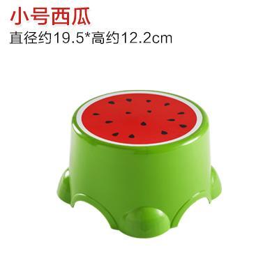 Cute fruit childrens stool