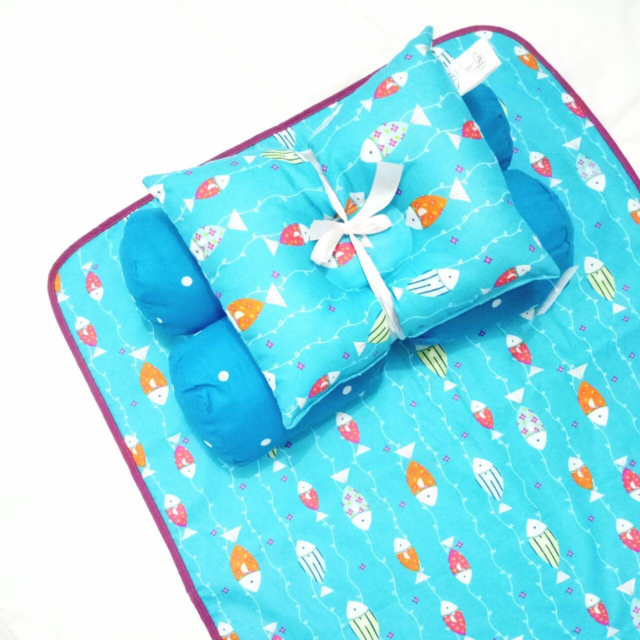 The Cheapest Price Perlak Alas Ompol Karpet Underpad Bayi Motif Baby Kembarshop Eksklusif Kado Bedding Set 4in1 Matras Bantal Peang Plus 2 Guling Boy Laki Random