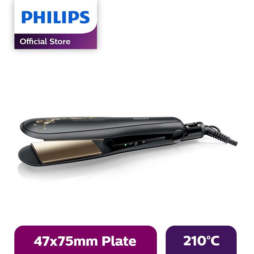 Philips Kerashine HP8316 Pelurus Rambut - Hitam