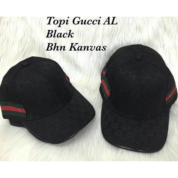 Jual topi gucci navy murah garansi dan berkualitas  177c6a864a