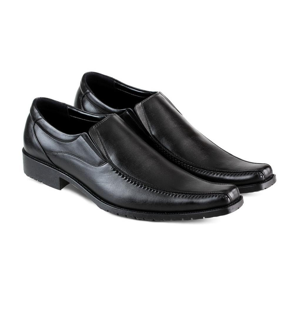 Promo sepatu kulit pria pansus pria pantofel kulit jk collection JAD 2601 Fashion