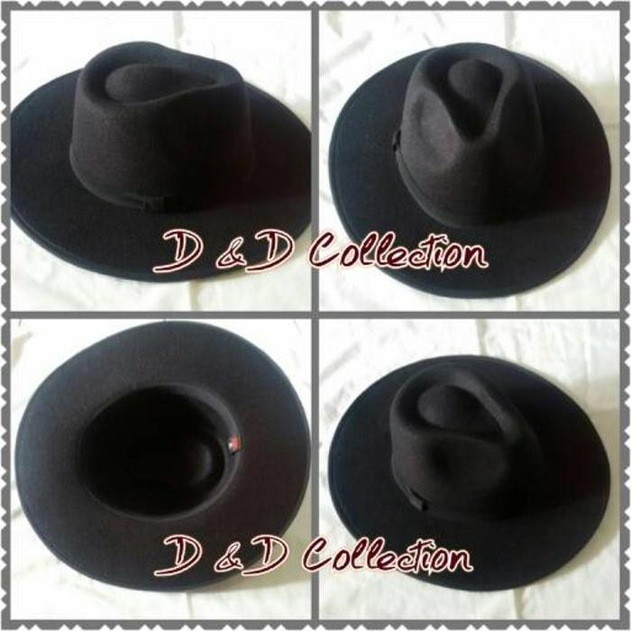 Topi Pria | Topi Fedora | Topi Cowboy | Topi Murah Terlaris di Lazada