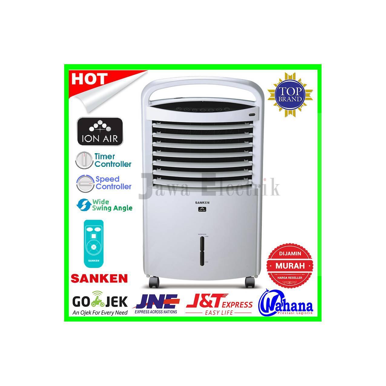 Sanyo Air Cooler Refb110 White Khusus Jabodetabek Daftar Harga Ref B130 Sanken Sac 55 Dengan Fitur Multi Fungsi Kipas Humidifier