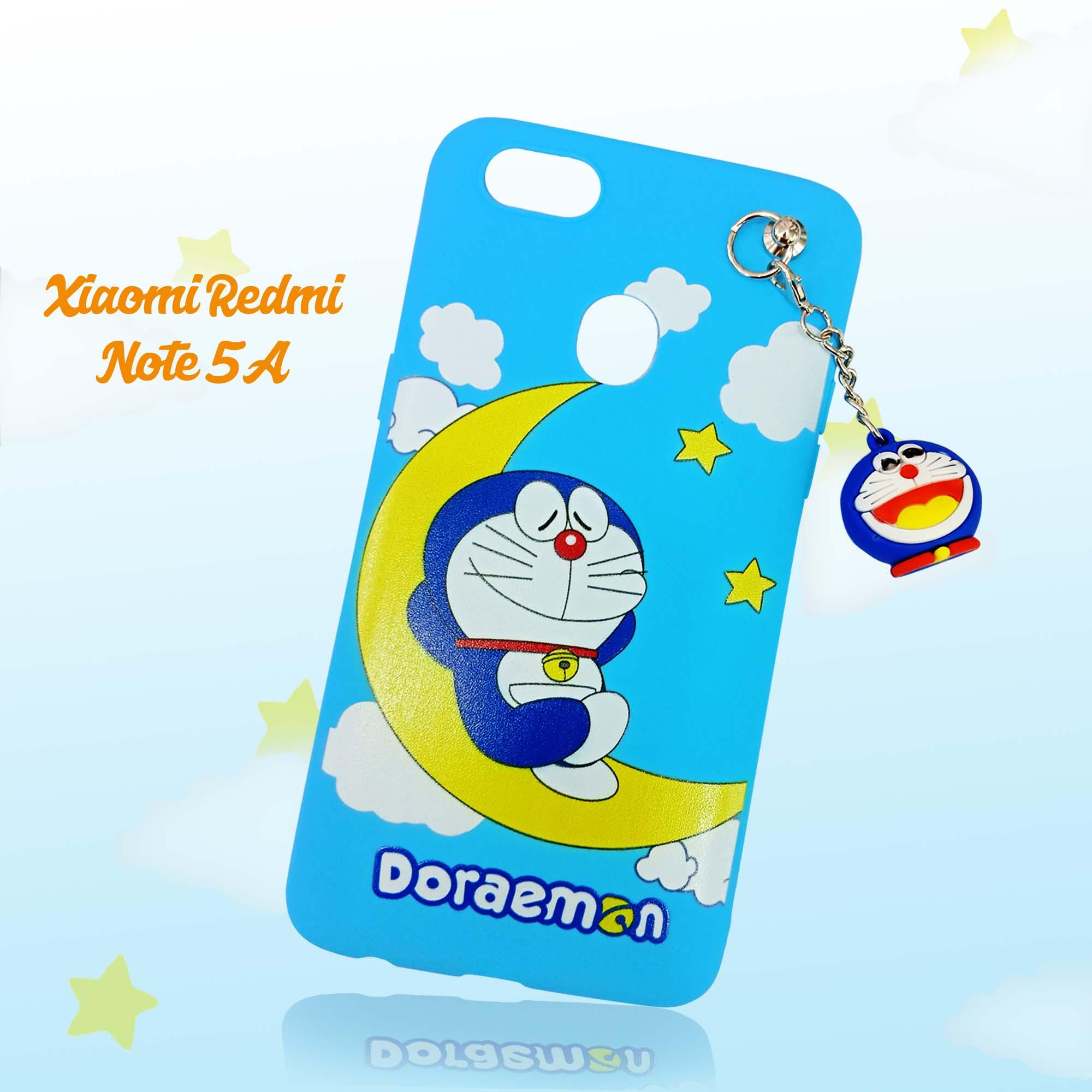 Marintri Case Xiaomi Redmi Note 5A New Doraemon Fashion Style