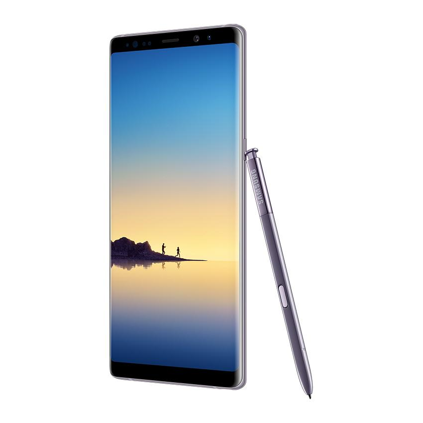Samsung Galaxy Note8 - Orchid Grey