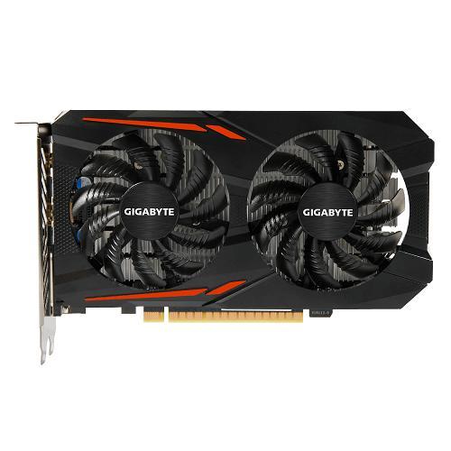 Gigabyte VGA GeForce GTX 1050 Ti OC 4GB [GV-N105TOC-4GD] - Hitam