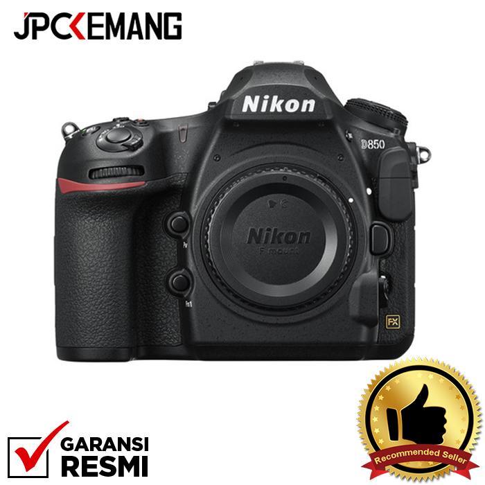 Nikon D850 Body jpckemang GARANSI RESMI