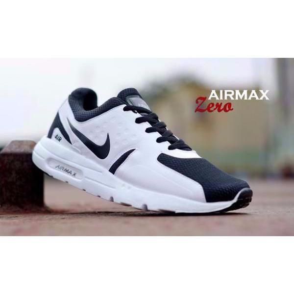Sepatu Bandung Produk Sporty Pria Murah Sneakers Kets Kasual Men Laki nike airmax zero