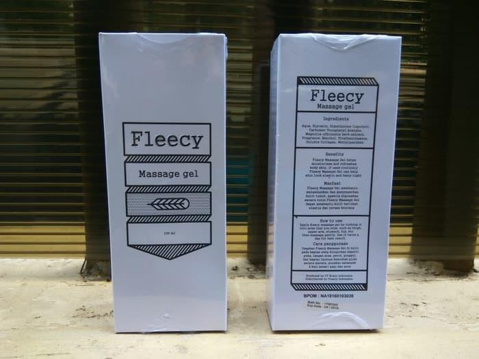 Fleecy Slimming Gel - Gel pelangsing / slim gel