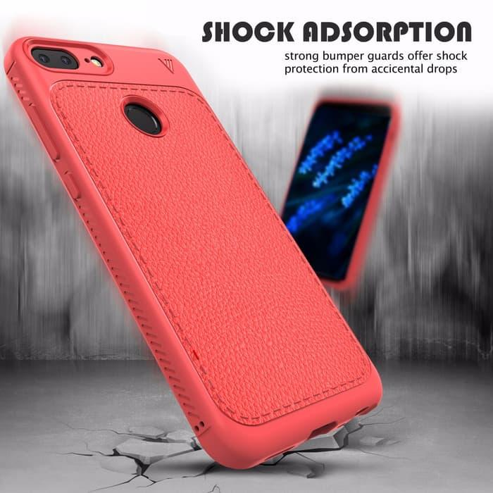 Arrow Leather Soft Case Casing for Huawei Honor 9 Lite