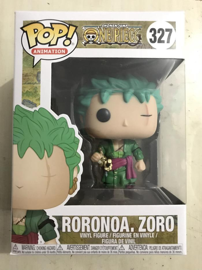 Funko POP! Animation: ONE PIECE - Roronoa. Zoro PREMIUM