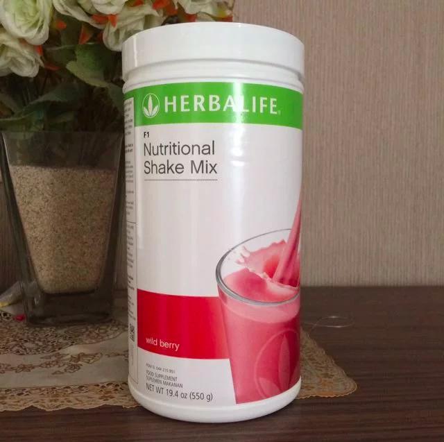 Susu Shake Mix Murah Pelangsing Rasa Wild Berry / Strawberry Original 100% - Minuman Nutrisi Pengganti Makan
