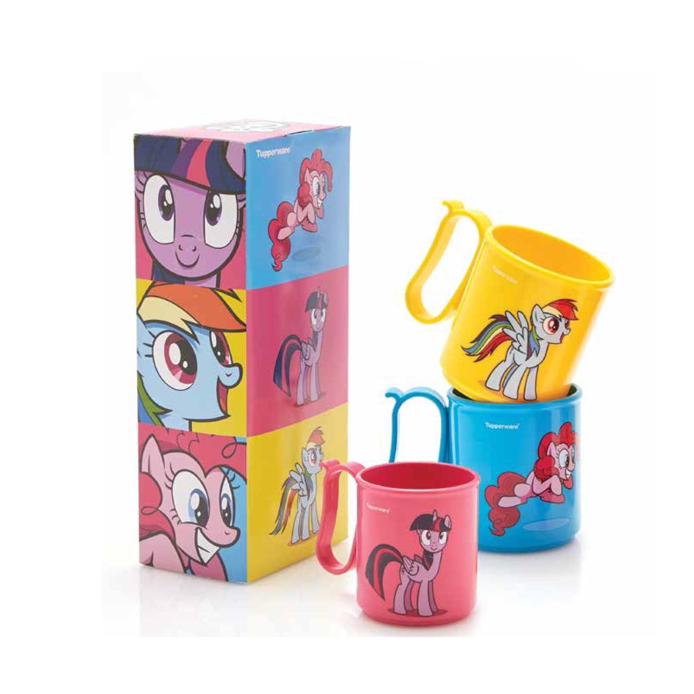 Cek Harga Baru Radhe Mug Kaca Polos Dengan Tutup 450ml 3pcs Terkini Harpic Stain Blaster Citrus Tupperware My Little Pony