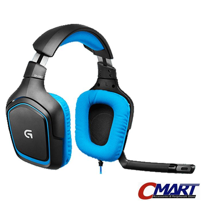 ORIGINAL - Logitech G430 Gaming Headset