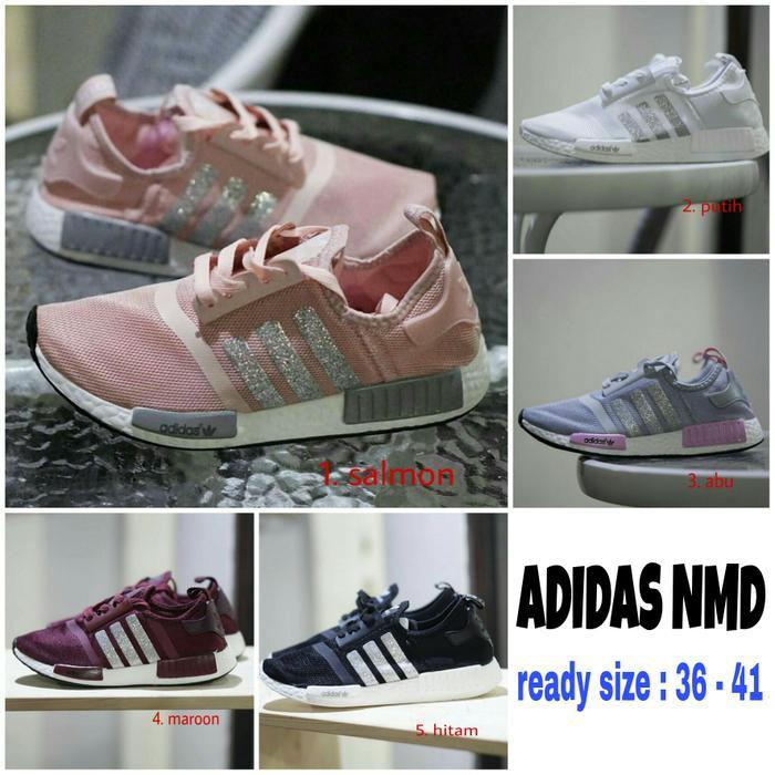 Sepatu Adidas Nmd - 5 Warna