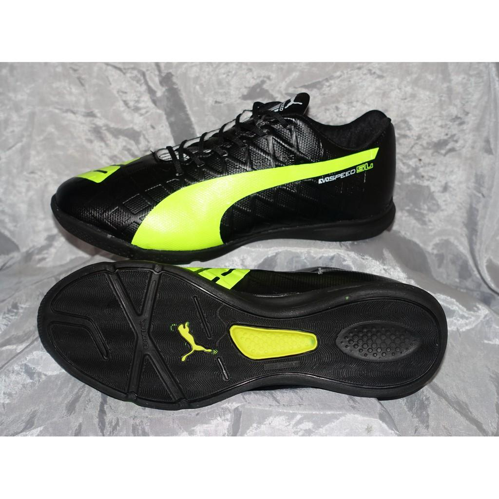SEPATU FUTSAL PUMA EVOSPEED EVOPOWER . EVO SPEED EVO POWER SALA GRAPHIC READY SIZE 39 40 41 42 43