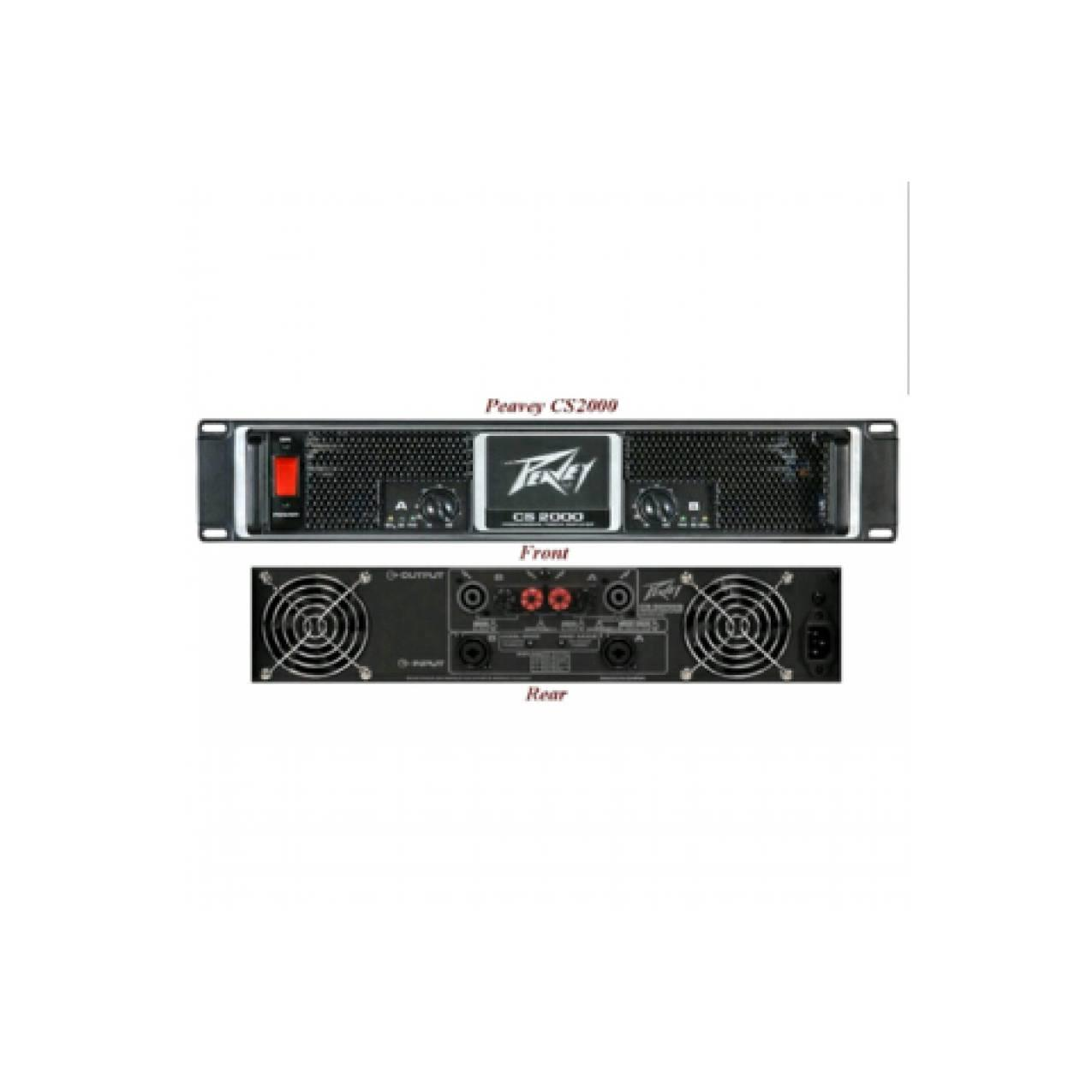 Murah !!! Power Ampli Fier Peavey Cs 2000