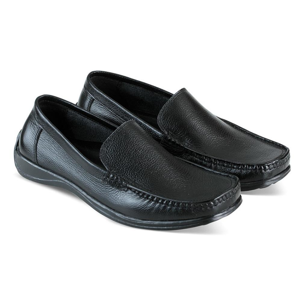 Promo sepatu kulit pria pansus pria pantofel kulit jk collection JSY 6712 Fashion