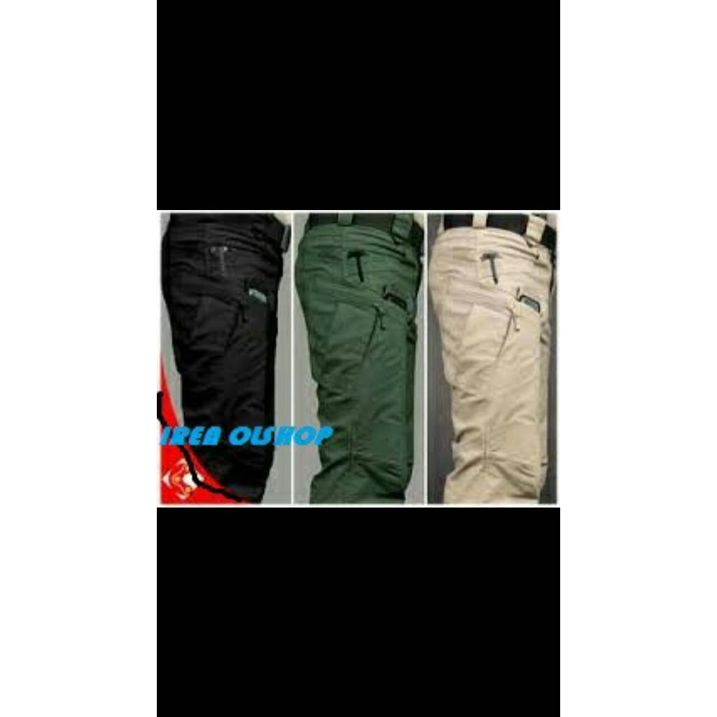 Celana Tactical /Polisi Ganteng F205