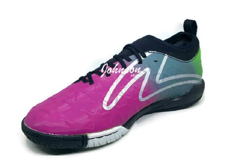 Johnson Shoes   Sepatu Futsal SPECS SWERVO INERTIA IN Beetroot Purple    Anthracite . dbbbf5da0b