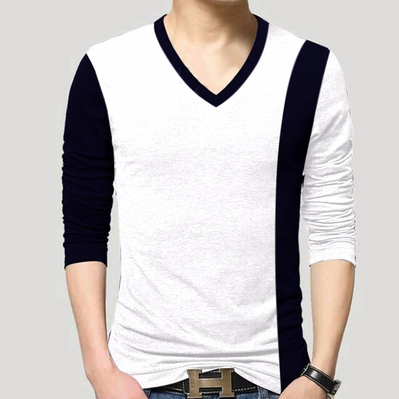 Popuri Fashion Kaos Loren - Spandek Lengan Panjang T-Shirt Atasan Pria Kaos T-Shirt Baju Murah Tshirt Shirt Cowok Lakilaki Koas Cowo Kekinian Tsirt Terbaru Laki-laki Kaoa Tshit Atasan Laki Kaod Tshir Atasan Murah Kaoss Baju Kaos Lelaki Spandex XL