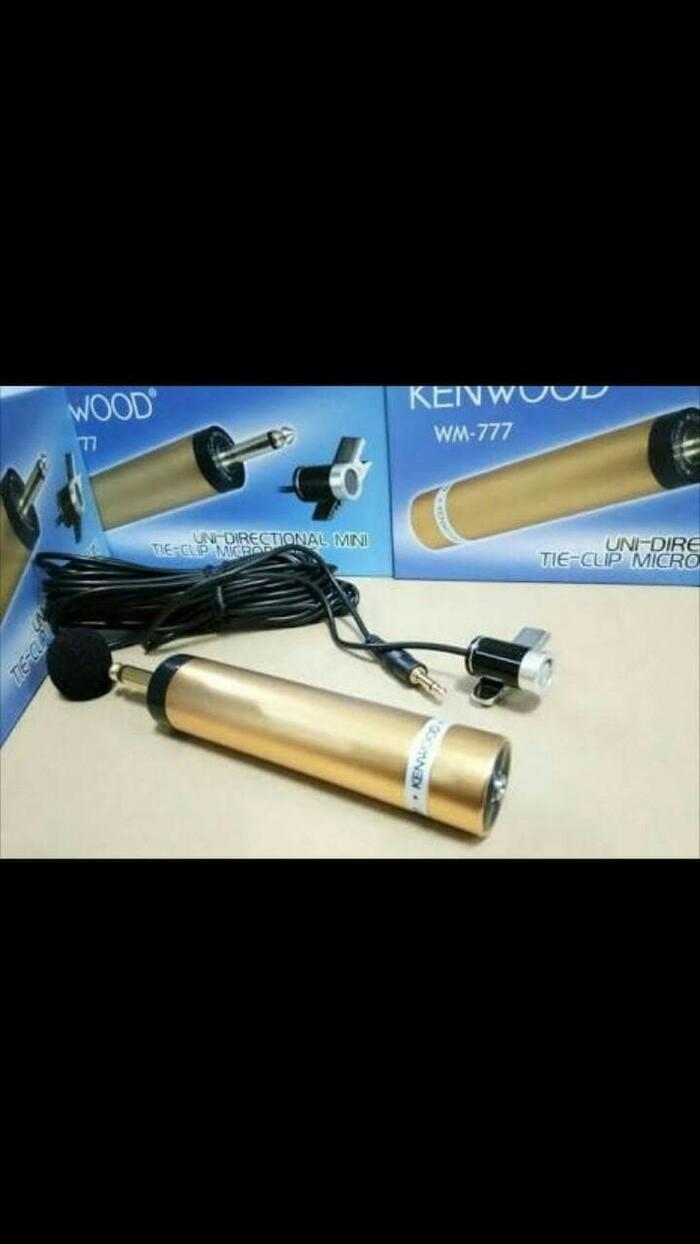 Fitur Kenwood Wm 777 Mic Kancing Mik Kamera Imam Komputer Laptop Microphone Clip On Mini Jepit Mikrofon Kabel Cable