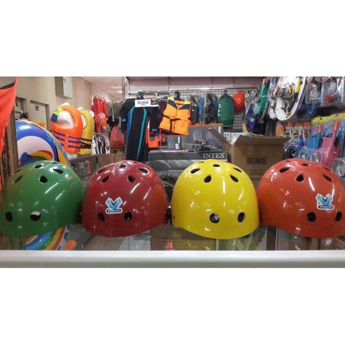 MURAH HELM OUTDOOR UNTK RAFFTING- FLAYING FOX- PARALAYANG JUAL