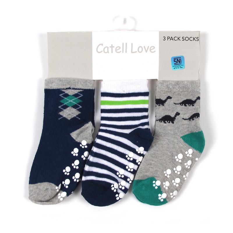Catell Love 3 Packs Socks SC302