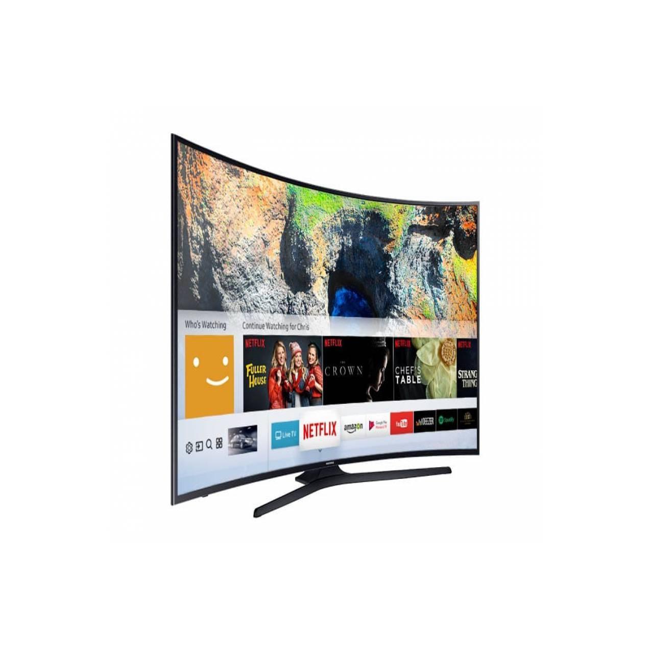 Samsung UA55MU6300 55 Inch UHD 4K Smart Curved LED TV