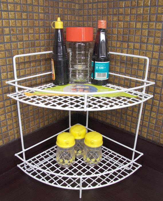 Rak Set Alat Makan Masak Dapur Unik Bumbu Multifungsi Praktis (RB8