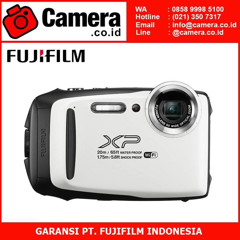 FUJIFILM Finepix XP-130 (White)