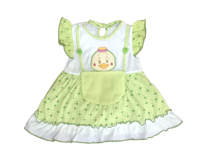 Rp 22.990 BAYIe - Baju bayi Perempuan Dress motif DUCK PLANET KIDS usia 0-12 bulan / Pakaian anak CewekIDR22990. Rp 23.950 BAYIe - Setelan ...