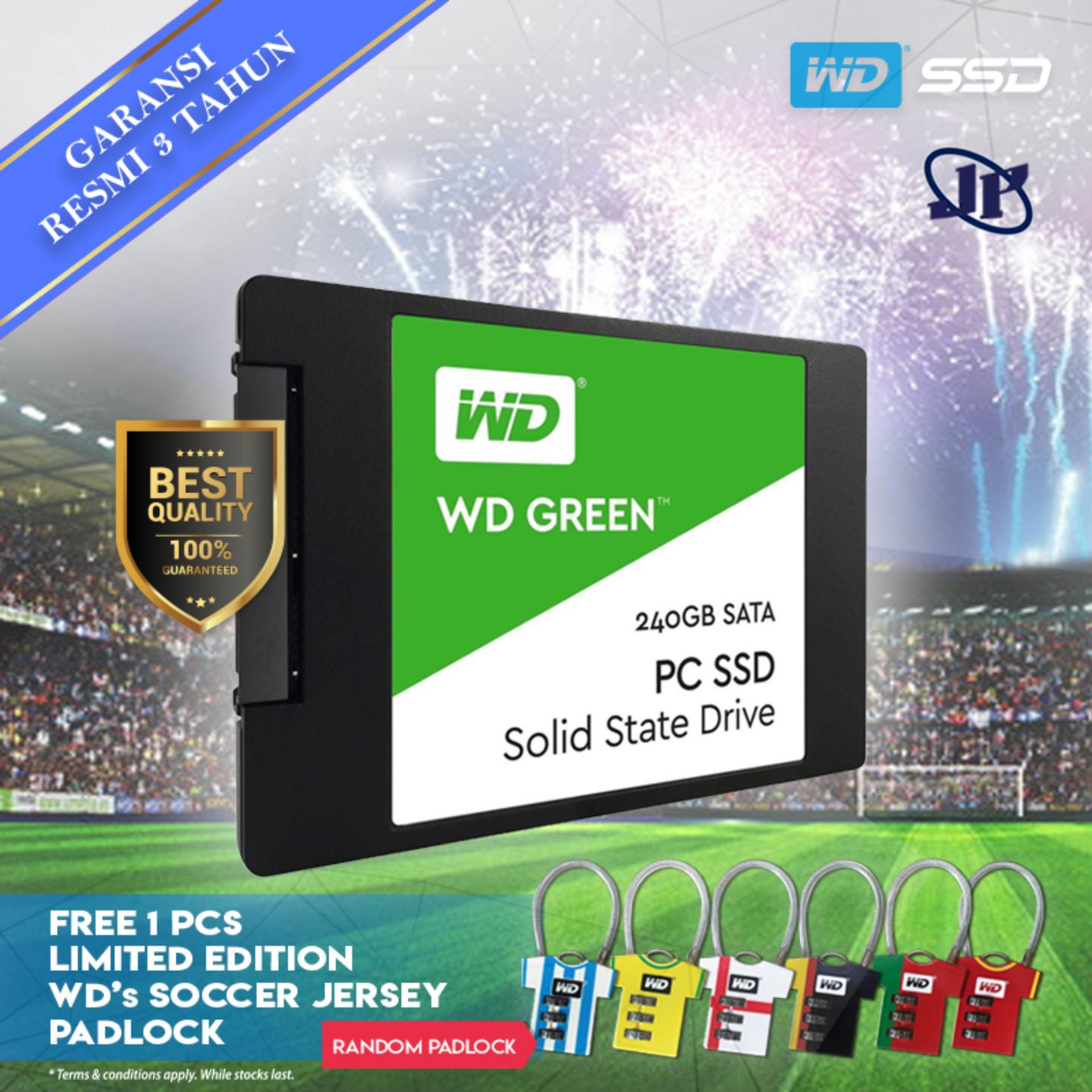 Western Digital WD Green SSD 240GB 2.5