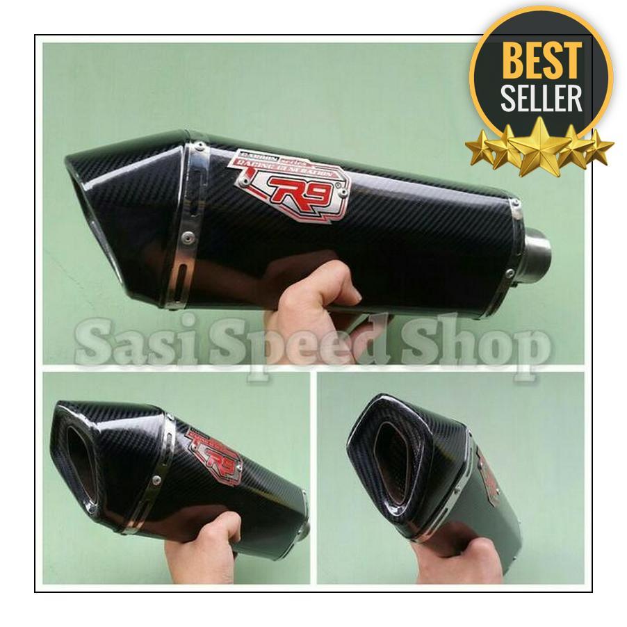 Jual Knalpot R9 New Murah Garansi Dan Berkualitas Id Store Full System Mugello Kawasaki Ninja 250 Rr Mono Z250 Sl Rp 880000