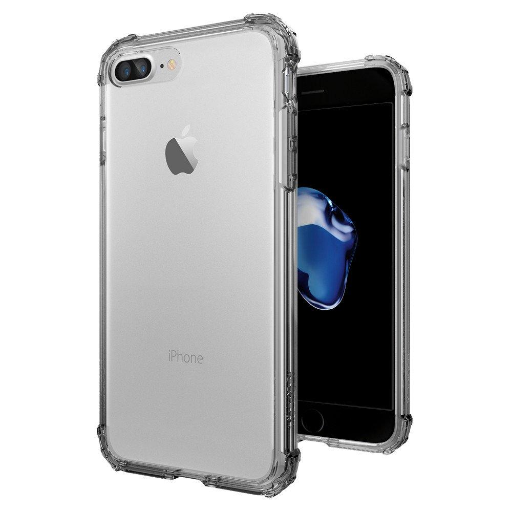 Fitur Spigen Crystal Shell Case For Iphone 7 Plus 8 All Colors Rearth Slim Gloss Black Detail Gambar Terbaru