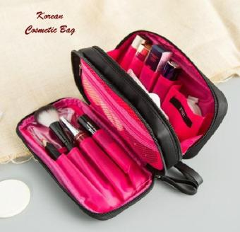 Pencari Harga Korean Cosmetic Bag DUAL SIDE (Tas utk tempat kosmetik & aksesoris) terbaik murah - Hanya Rp43.320